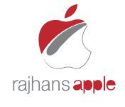 LOGO - Rajhans Apple