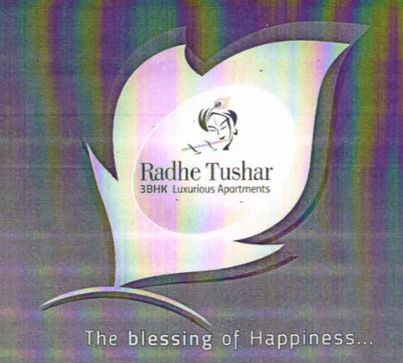 LOGO - Rajharsh Radhe Tushar Apartments