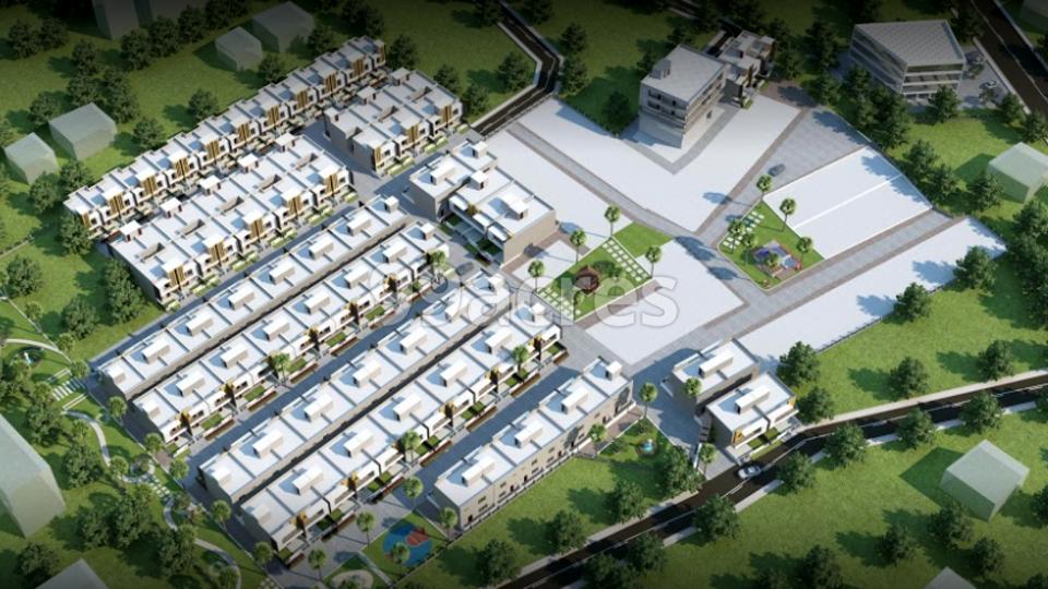 Rajora Estate Aerial View