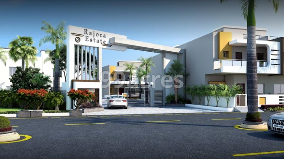 Rajora Estate Entrance