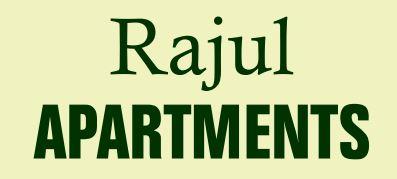 LOGO - Rajul Apartments