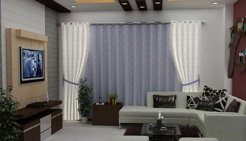 Ram Meher Anugrah Living Area