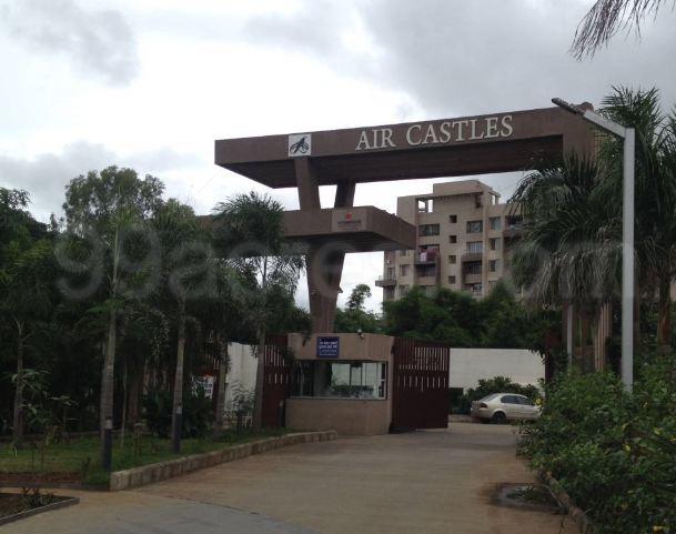 Rama Air Castles Entrance View