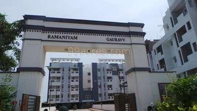 Ramaniyam Real Estate Builders Ramaniyam Gauravv Sholinganallur, Chennai South