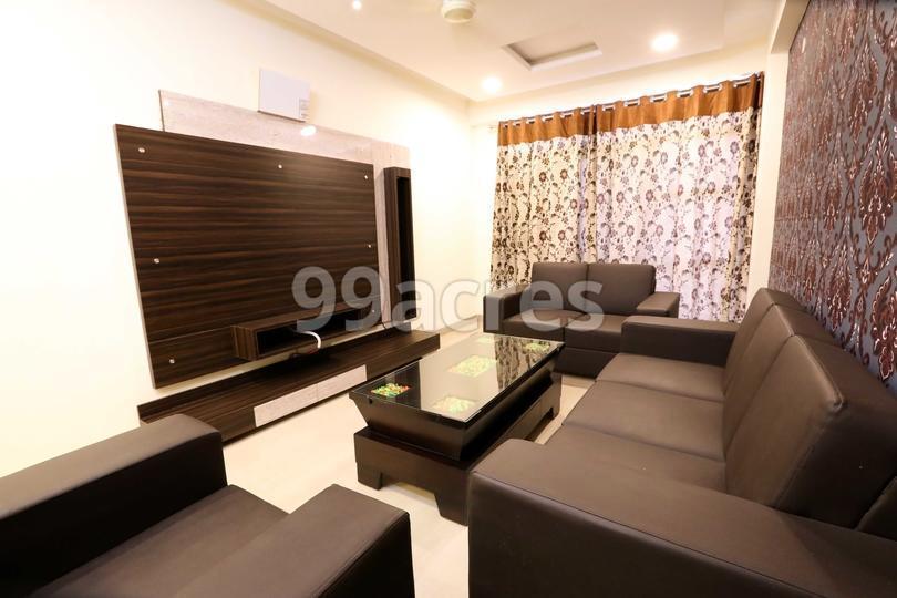 Rameshwaram Apartments Living Room