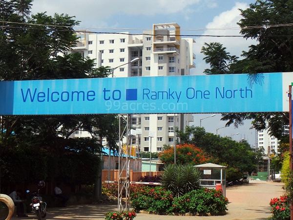 Ramky One North in Yelahanka, Bangalore North