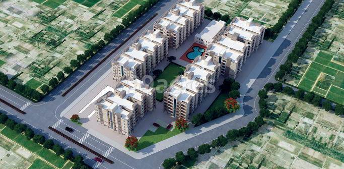Ramky Greenview Apartments in Srisailam Highway, Hyderabad