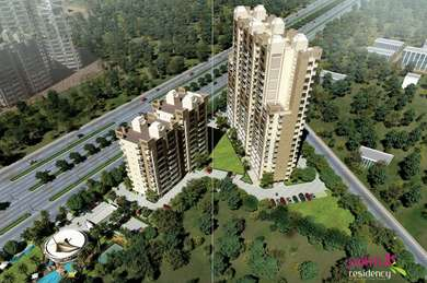 RAS Developments and Trishul Towers Palm Residency Sector 75 Faridabad