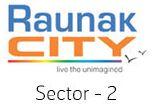 LOGO - Raunak City Sector 2