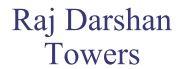 LOGO - Raj Darshan Towers