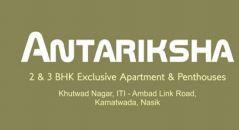 LOGO - Ravi Mahajan Antariksha Apartment