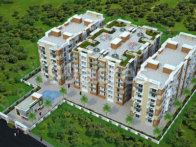RD Eco Developers RD Mansion Lekha Nagar, Patna