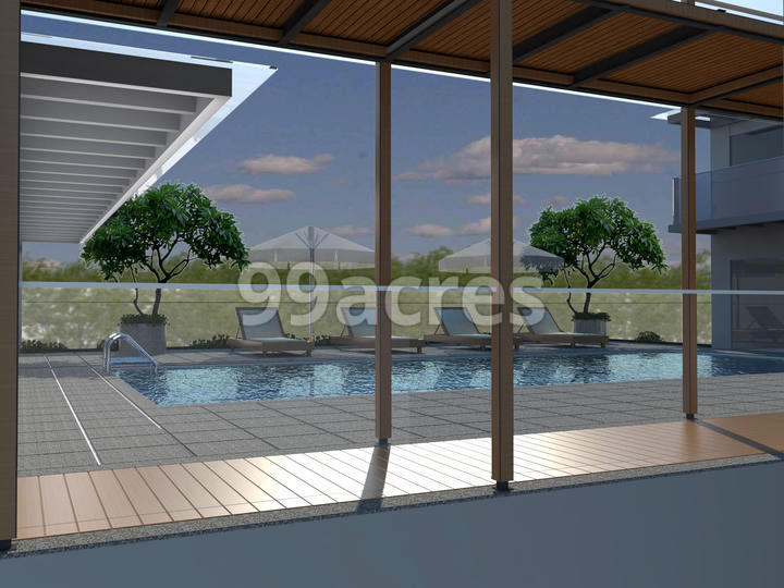 RDS Flair Artistic Swimming Pool
