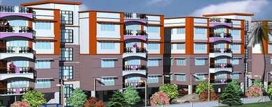 Real Home Developers Real Home Hill View Residency Sevoke Road, Siliguri