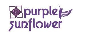 LOGO - Red Ant Purple Sunflower