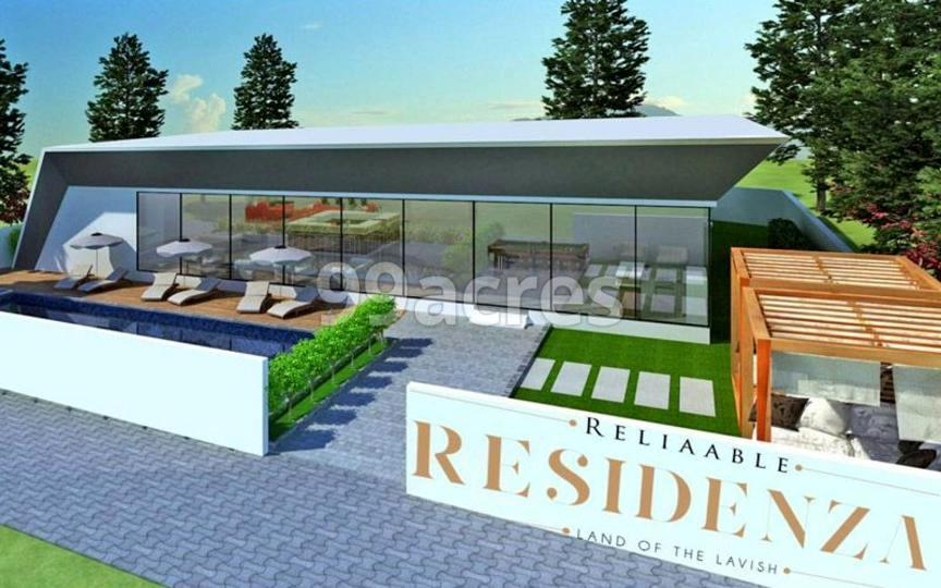 Reliaable Residenza Club House