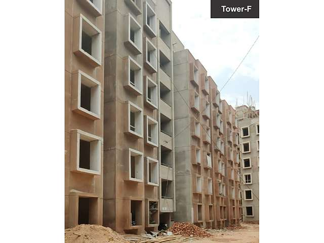 Ashadeep Rudraksha construction status 31/05/2021