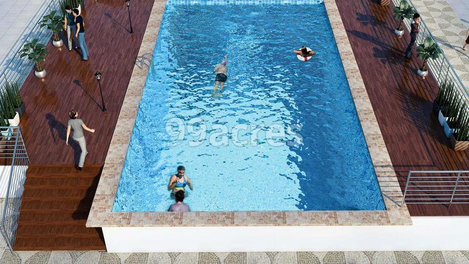 KPL Garden Swimming Pool