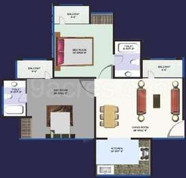 2 BHK Apartment in Revanta Heights