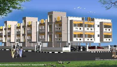 Revathy Constructions Revathy Ramapuram Ramapuram, Chennai West