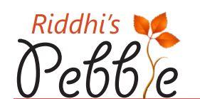 LOGO - Riddhis Pebble