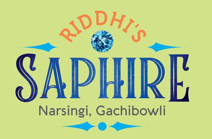 LOGO - Riddhis Saphire