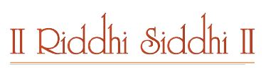 LOGO - Riddhi Siddhi Karjat