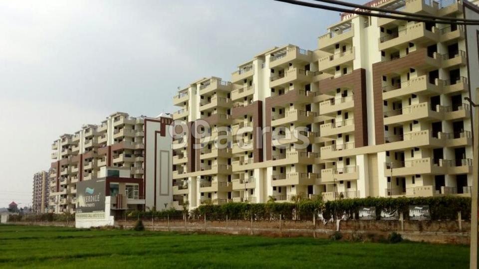 Riverdale Apartments Elevation