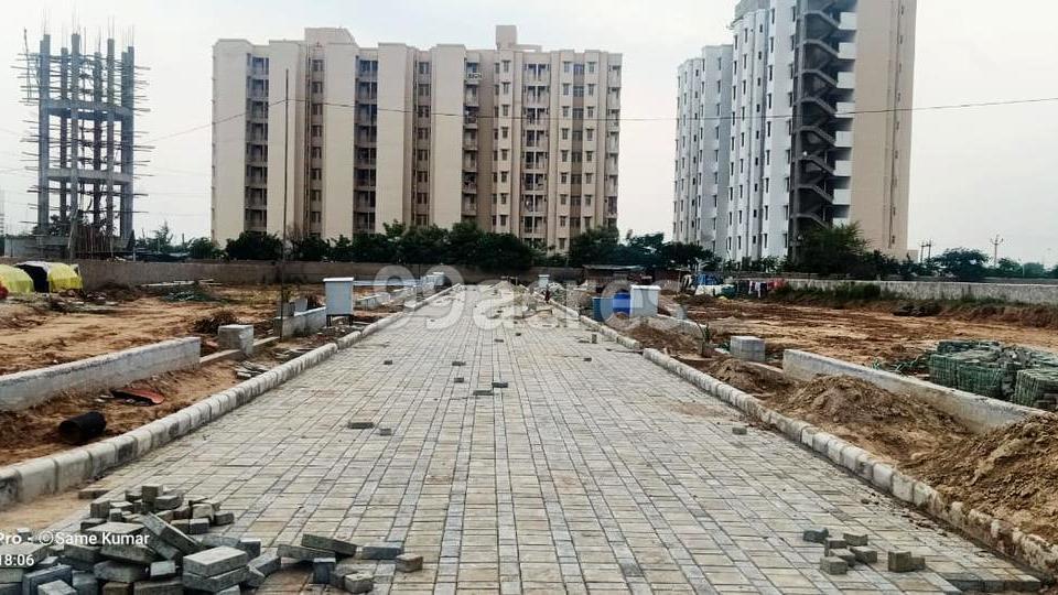 Riyasat Gokul Krishnam Residency Site View