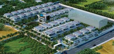 CPR Constructions and RK Infracorp RK CPR Palm Ridge Villas Kondapur, Hyderabad