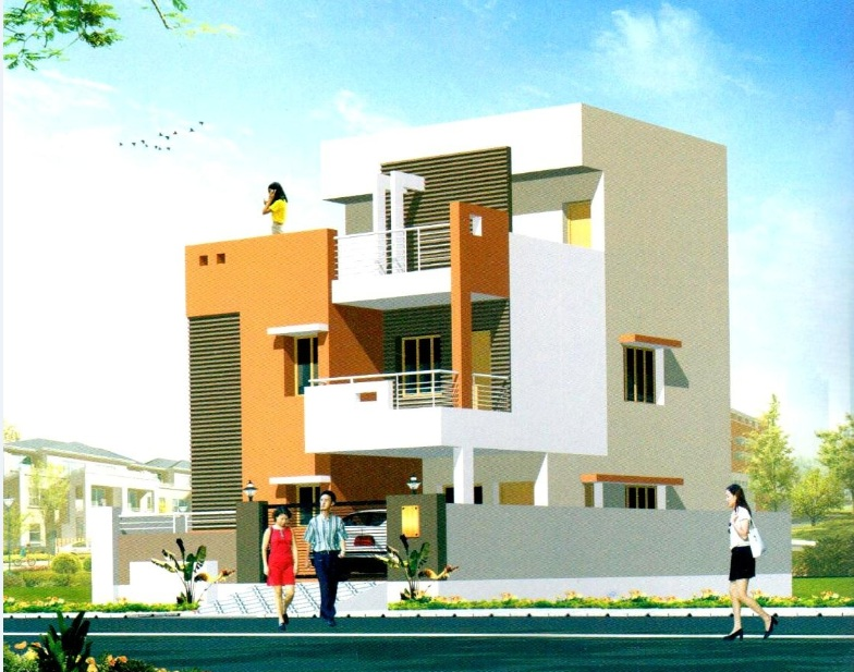 RK Lorven Homes in Pragati Nagar, Hyderabad