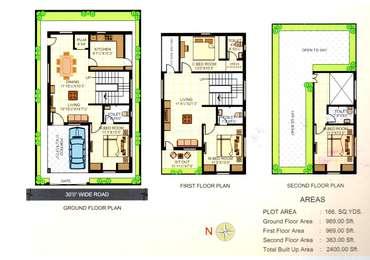 4 BHK Villa in RK Lorven Homes
