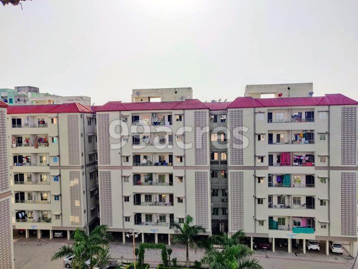RKN Nakshatra Enclave Elevation