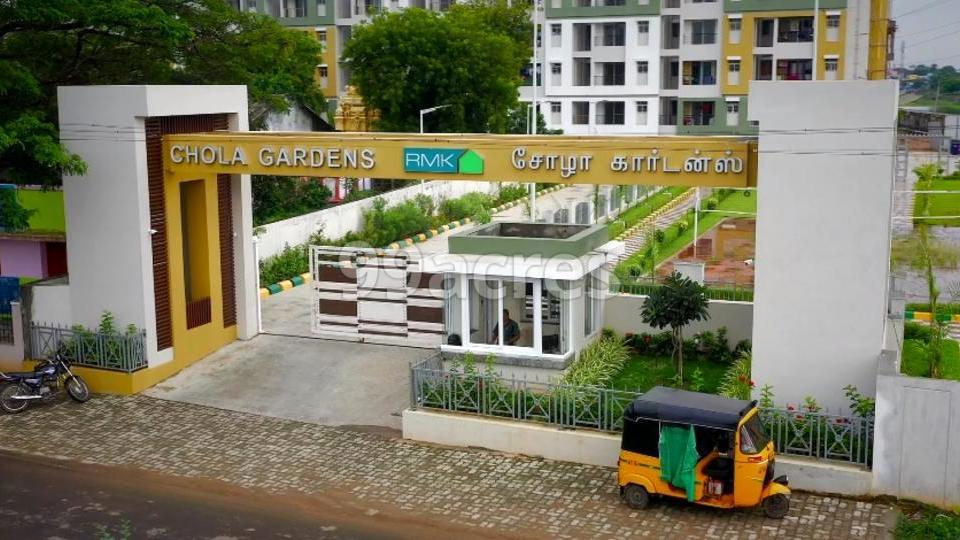 RMK Chola Gardens Entrance