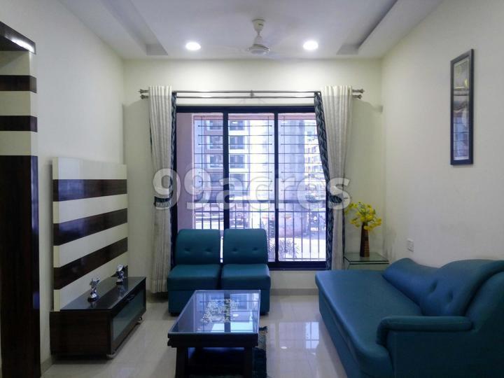 RNA NG Shree Ram Van Living Room