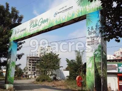 Rohan Construction Builders Rohan Silver Palm Grove Ravet, Pune