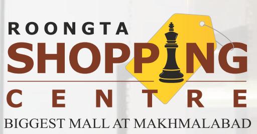 LOGO - Lalit Roongta Shopping Centre