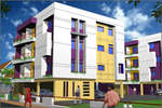 Rotson Group Rotson Sai Homes Apartment Bhavani Nagar, Hubli