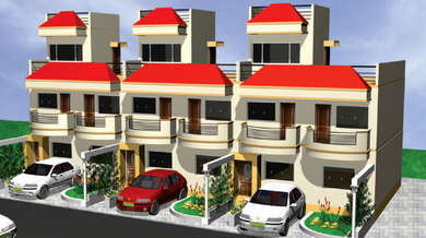 Row Housing Concepts Row Rama Durga Residency Madhurawada, Visakhapatnam