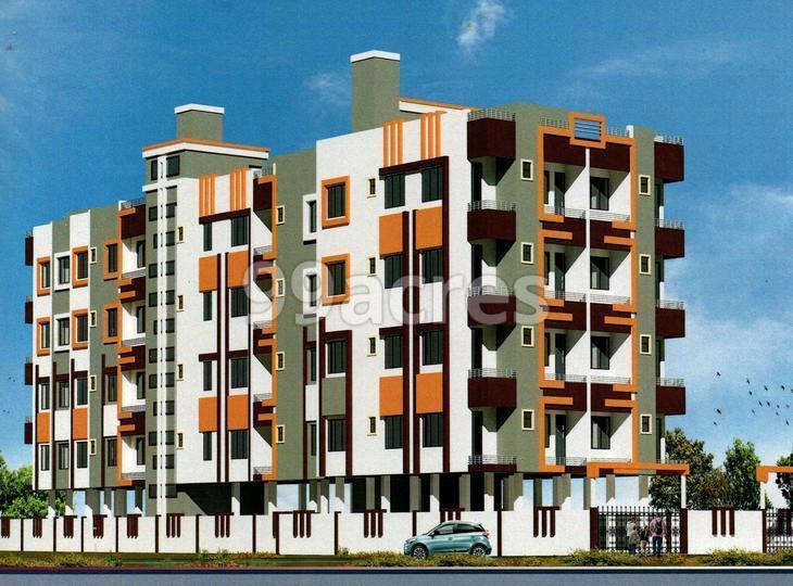 Royal Harakusum Apartment Phase 10 Artistic Elevation