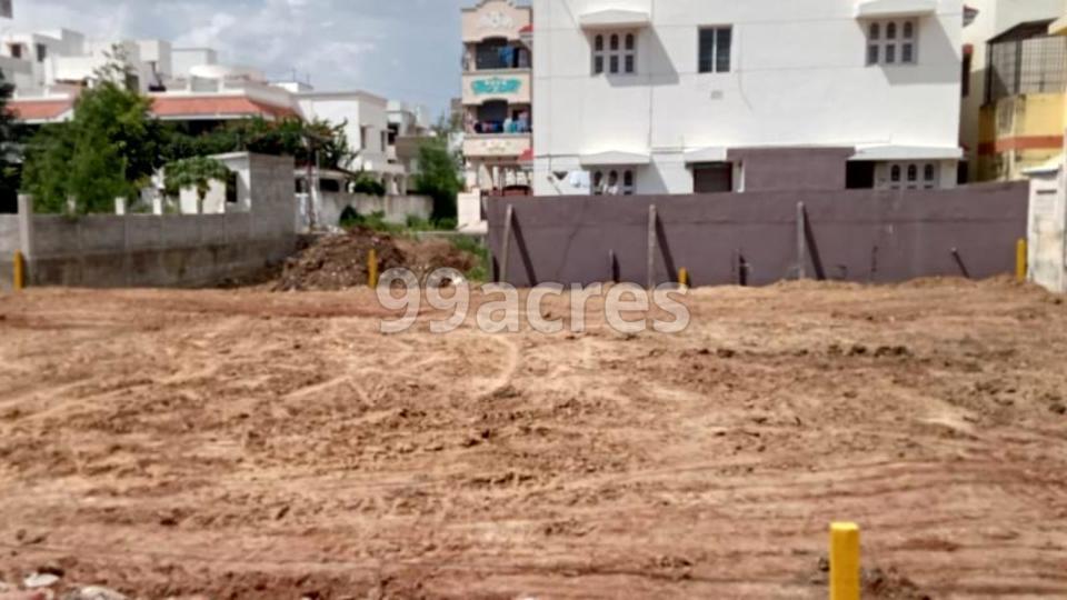 Royal Moovendhar nagar plot Site View