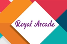 LOGO - Royal Arcade