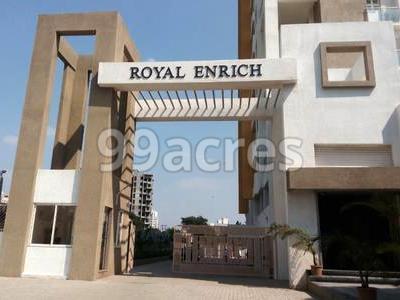 Royal Properties India Builders Royal Enrich Magarpatta, Pune