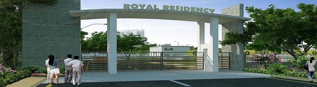 Royal City Artistic Entrance