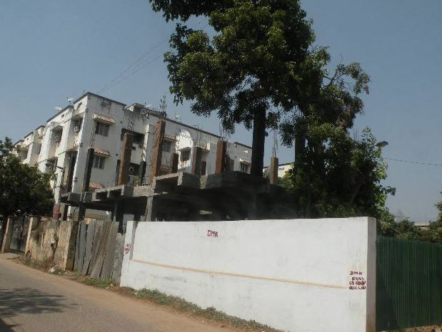 Royal Splendour Alankrita Construction Image (January 2014)