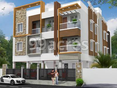 RP Builders and Property Developers RP Kamadhenu Apartments Kamakoti Nagar, Chennai South