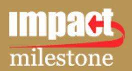 LOGO - RP Impact Milestone