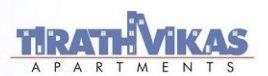 LOGO - Tirath Vikas Apartments