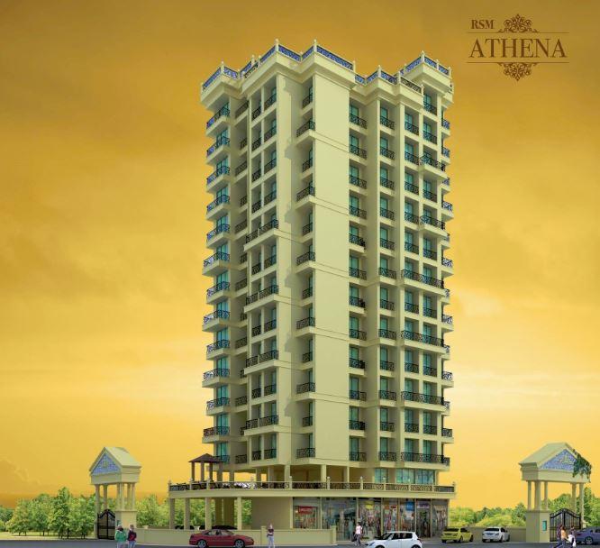 RSM Athena Artistic Elevation Image