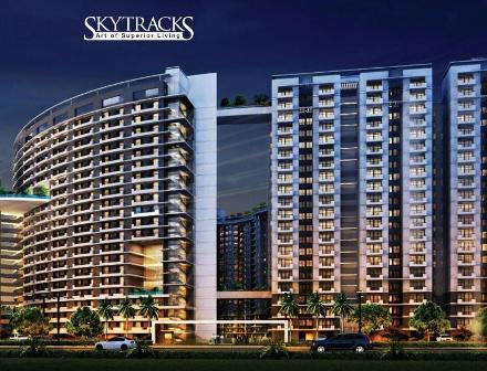 Rudra Skytracks Elevation